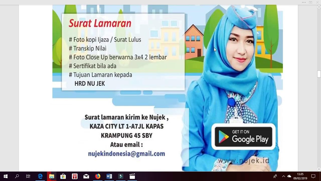 9 Lowongan Kerja Surabaya Sidoarjo Terbaru 2019 Blog Okuta