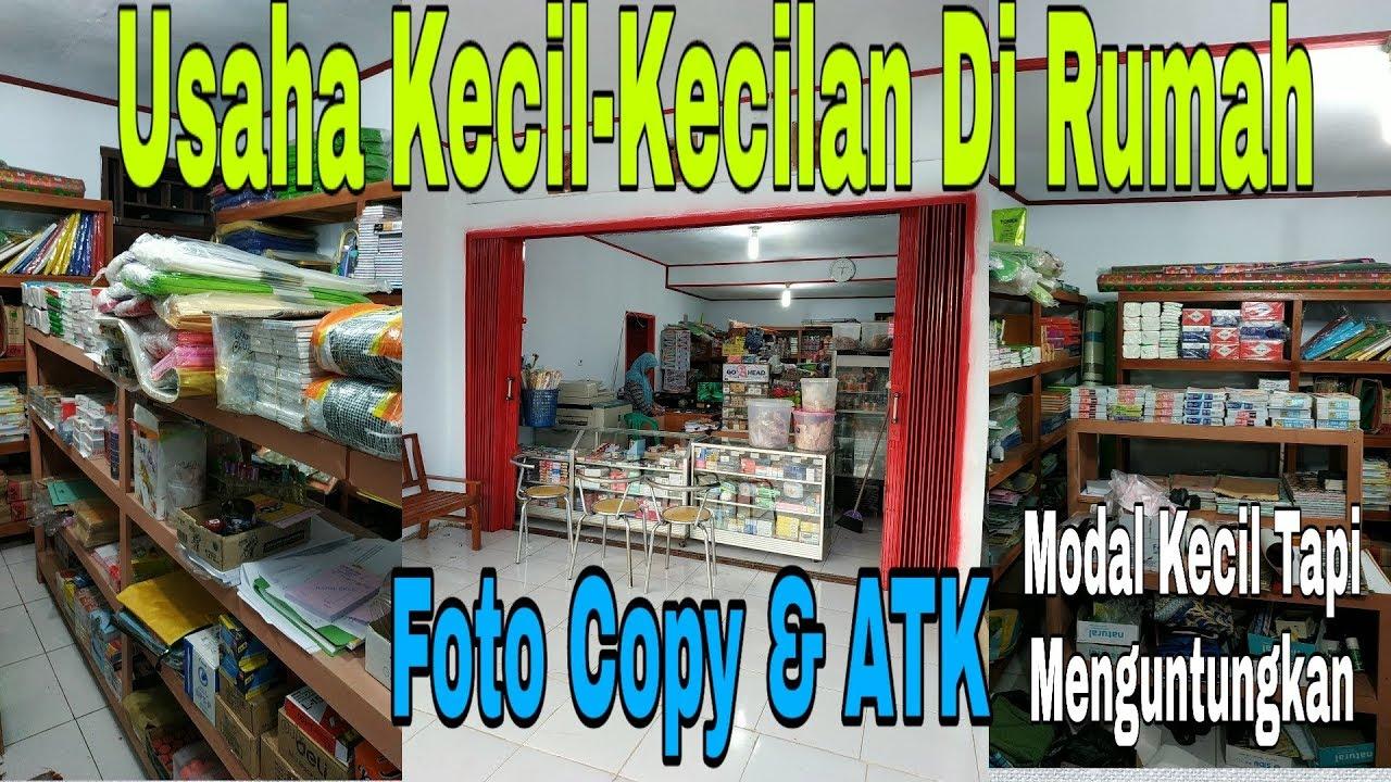 Peluang Usaha Di Desa (foto copy & Atk) - Blog Okuta